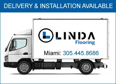 Flooring Delivery & Installation Coral Gables, Florida